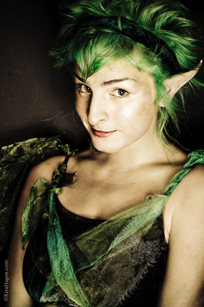 Tinkerbell, the Absinthe Fairy